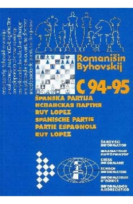 CLEARANCE - Encyclopaedia of Chess Openings - Ruy Lopez C94-95