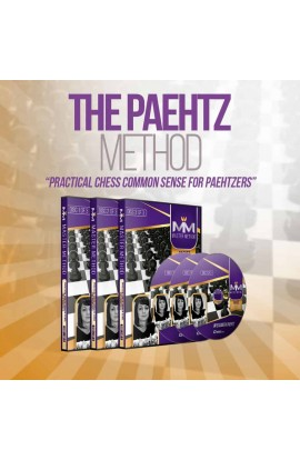 MASTER METHOD - Practical Chess Common Sense For Paehtzers - The Paehtz Method - IM Elisabeth Paehtz