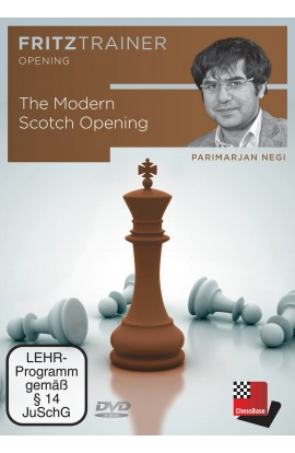 The Modern Scotch Opening - Parimarjan Negi