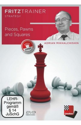 Pieces, Pawns and Squares - Adrian Mikhalchishin