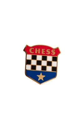 Chess Star Pin