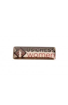 US Chess Women Pin