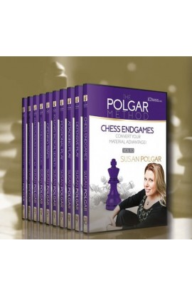 MASTER METHOD - The Polgar Method - GM Susan Polgar - Over 15 hours of Content!