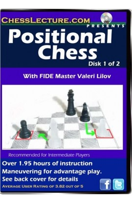 Positional Chess Volume 1 Front