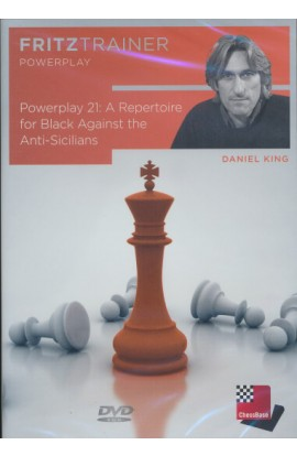 POWER PLAY - A Repertoire for Black Against the Anti-Sicilians - Daniel King