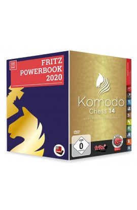 Komodo Chess 14 with Powerbook 2020