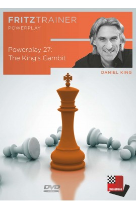 Powerplay 27 - Daniel King - The King's Gambit