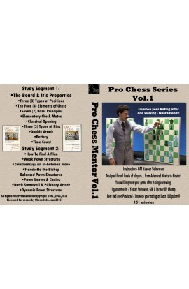 Pro Chess DVD - Vol. 1