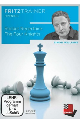 Rocket Repertoire - The Four Knights - Simon Williams