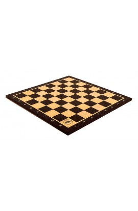 Indian Rosewood and Maple Wooden Tournament Chess Board