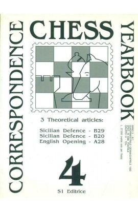 CLEARANCE - Correspondence Chess Yearbook - Volume 4