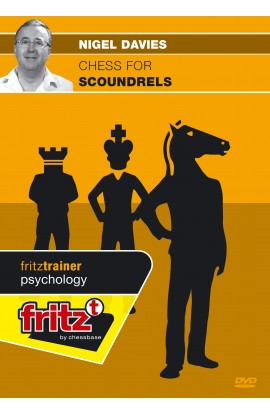 Chess for Scoundrels - Nigel Davies