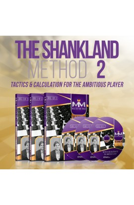 MASTER METHOD - The Shankland Method 2 - GM Sam Shankland - Over 15 hours of Content!