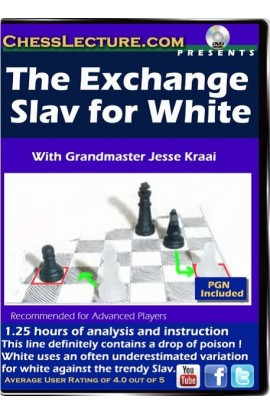 The Exchange Slav for White - Chess Lecture - Volume 72