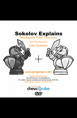 Sokolov Explains Middlegame Pawn Structures