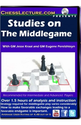 Studies on The Middlegame - Chess Lecture - Volume 109