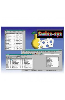 SwissSys Tournament Director Software