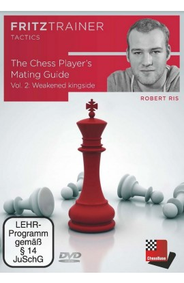 The Chess Player's Mating Guide - Weakened Kingside - Robert Ris - Volume 2
