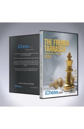 VECO - The French Tarrasch - IM Robert Ris and GM Mihail Marin - Volume 7