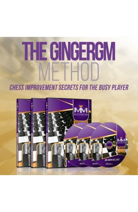 MASTER METHOD - The GingerGM Method - GM Simon Williams - Over 15 hours of Content!