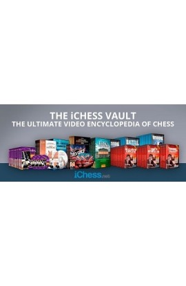 E-DVD - The iChess Vault: The Ultimate Video Encyclopedia of Chess