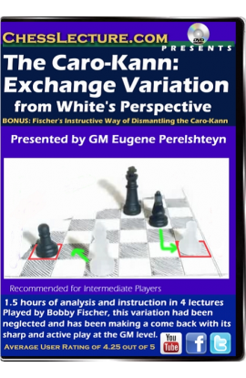The Caro-Kaan Exchange Variation from Whites Perspective Front