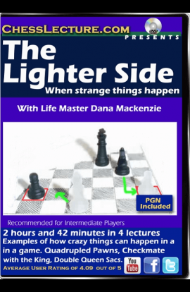 The Lighter Side - Chess Lecture - Volume 136