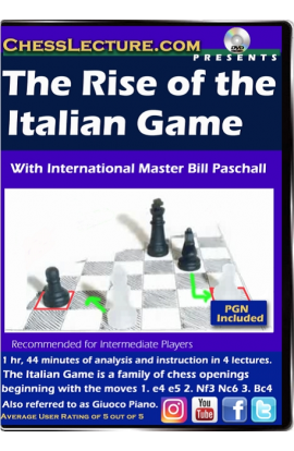 The Rise of the Italian Game - Chess Lecture - Volume 179