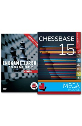 CHESSBASE 15 - MEGA Edition + ENDGAME TURBO 4 Bundle
