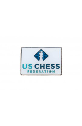 US Chess Federation Pin