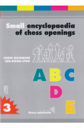 Small Encyclopedia of Chess Openings ABCDE on CD (3rd Edition)