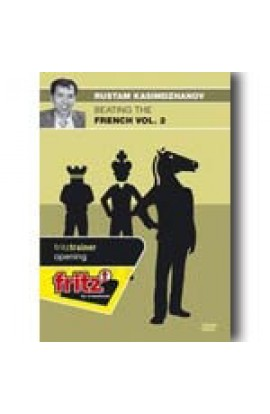 BEATING THE FRENCH - Rustam Kasimdzhanov - VOLUME 2