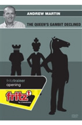 Queen's Gambit Declined - Andrew Martin