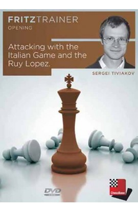 Attacking with the Italian Game and the Ruy Lopez - Sergei Tiviakov