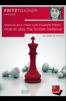 How to Play the Sicilian Defence! - Elisabeth Pahtz