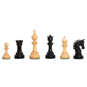 """The Persian Series Luxury Chess Pieces - 4.65"""" King"""