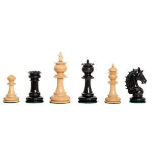 """The Agrabah Series Luxury Chess Pieces - 4.4"""" King"""