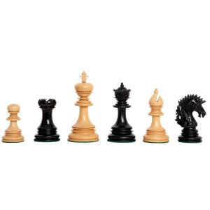 """The Calgary Series Luxury Chess Pieces - 4.3"""" King"""