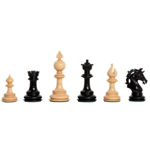 """The Martinique Series Luxury Chess Pieces - 4.6"""" King"""