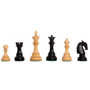 """The Lancaster Series Luxury Chess Pieces - 4.4"""" King"""