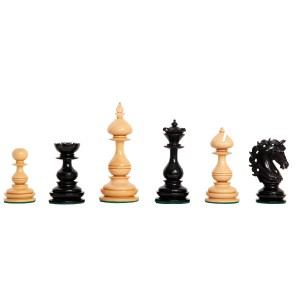"""The Arabian Series Luxury Chess Pieces - 4.4"""" King"""