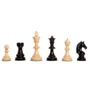 """The Tediore Series Luxury Chess Pieces - 4.4"""" King"""