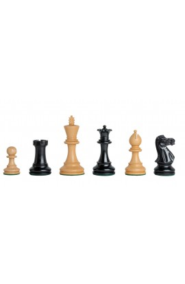 "The Grandmaster Series Gilded Chess Pieces - 4.0"" King"