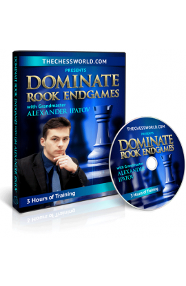 E-DVD Dominate Rook Endgames with GM Alex Ipatov