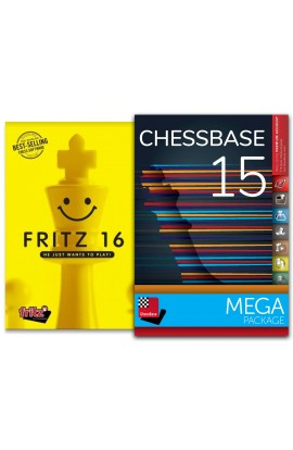 Fritz 16 + CHESSBASE 15 MEGA Bundle