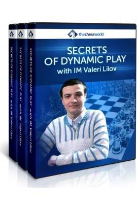 E-DVD Secrets of Dynamic Play with IM Valeri Lilov