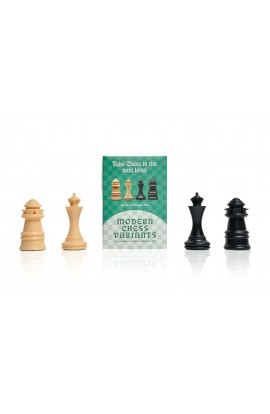 Dragon and Spider - Musketeer Chess Variant Kit - 4 Set