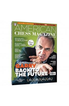 AMERICAN CHESS MAGAZINE Issue no. 4