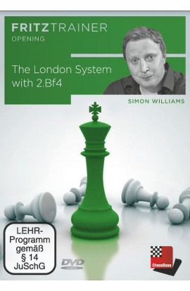 The London System with 2. Bf4 - Simon Williams
