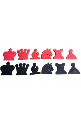 "Extra Pieces for your 28"" Magnetic-Style Chess Demonstration Set"